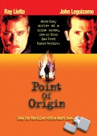Point of Origin - DVD cover (xs thumbnail)