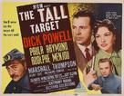 The Tall Target - Movie Poster (xs thumbnail)
