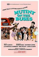 Mutiny on the Buses - British Movie Poster (xs thumbnail)