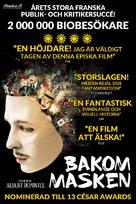 Au revoir là-haut - Swedish Movie Poster (xs thumbnail)