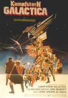 Battlestar Galactica - German Movie Poster (xs thumbnail)