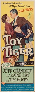 The Toy Tiger - Movie Poster (xs thumbnail)