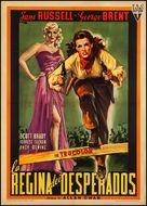 Montana Belle - Italian Movie Poster (xs thumbnail)