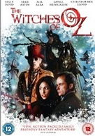 """The Witches of Oz"" - British DVD movie cover (xs thumbnail)"