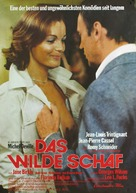 Le mouton enragé - German Movie Poster (xs thumbnail)