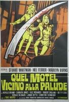 Eaten Alive - Italian Movie Poster (xs thumbnail)