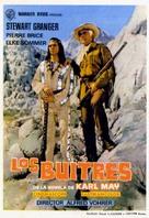 Unter Geiern - Spanish Movie Poster (xs thumbnail)