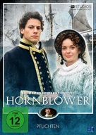 Hornblower: Duty - German Movie Cover (xs thumbnail)