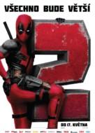Deadpool 2 - Czech Movie Poster (xs thumbnail)