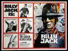 Billy Jack - British Movie Poster (xs thumbnail)