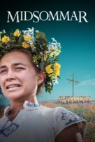 Midsommar - British Movie Cover (xs thumbnail)