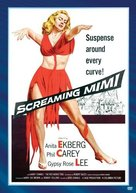 Screaming Mimi - DVD cover (xs thumbnail)