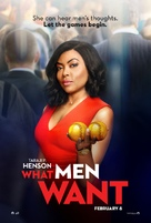 What Men Want - Movie Poster (xs thumbnail)