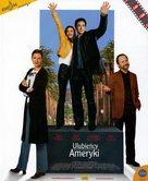 America's Sweethearts - Polish Movie Poster (xs thumbnail)