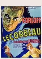 The Raven - Belgian Movie Poster (xs thumbnail)