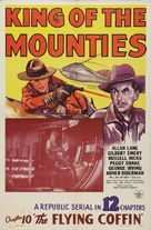 King of the Mounties - Movie Poster (xs thumbnail)