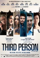 Third Person - Italian Movie Poster (xs thumbnail)