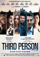 Third Person - Italian Movie Poster (xs thumbnail)