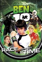 Ben 10: Race Against Time - DVD cover (xs thumbnail)