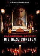 Paranormal Activity: The Marked Ones - German Movie Poster (xs thumbnail)