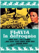 Flavia, la monaca musulmana - French Movie Poster (xs thumbnail)