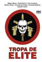 Tropa de Elite - Brazilian Movie Cover (xs thumbnail)
