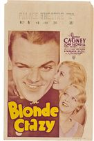 Blonde Crazy - Movie Poster (xs thumbnail)