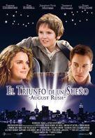 August Rush - Spanish Movie Poster (xs thumbnail)