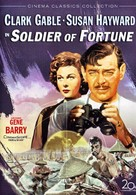 Soldier of Fortune - Movie Cover (xs thumbnail)