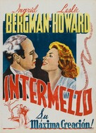 Intermezzo: A Love Story - Spanish Movie Poster (xs thumbnail)