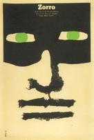 Zorro - Cuban Movie Poster (xs thumbnail)