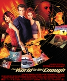 The World Is Not Enough - Movie Poster (xs thumbnail)