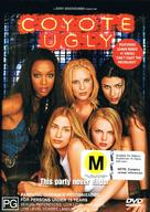 Coyote Ugly - New Zealand Movie Cover (xs thumbnail)