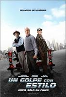 Going in Style - Colombian Movie Poster (xs thumbnail)
