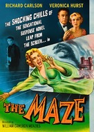 The Maze - Movie Cover (xs thumbnail)