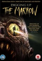 Digging Up the Marrow - British DVD cover (xs thumbnail)