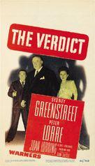 The Verdict - Movie Poster (xs thumbnail)