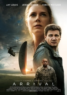 Arrival - Finnish Movie Poster (xs thumbnail)