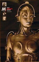 Metropolis - Czech Movie Poster (xs thumbnail)