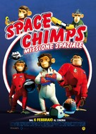 Space Chimps - Italian Movie Poster (xs thumbnail)