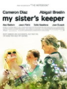 My Sister's Keeper - Malaysian Movie Poster (xs thumbnail)