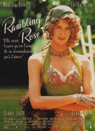 Rambling Rose - French Movie Poster (xs thumbnail)
