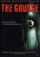 The Grudge - DVD movie cover (xs thumbnail)