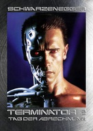 Terminator 2: Judgment Day - German DVD cover (xs thumbnail)