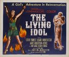 The Living Idol - Movie Poster (xs thumbnail)