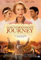 The Hundred-Foot Journey - South African Movie Poster (xs thumbnail)