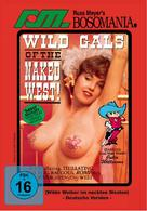 Wild Gals of the Naked West - German DVD cover (xs thumbnail)