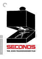 Seconds - DVD cover (xs thumbnail)