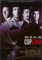 Cop Land - German Movie Poster (xs thumbnail)