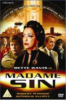 Madame Sin - British Movie Cover (xs thumbnail)